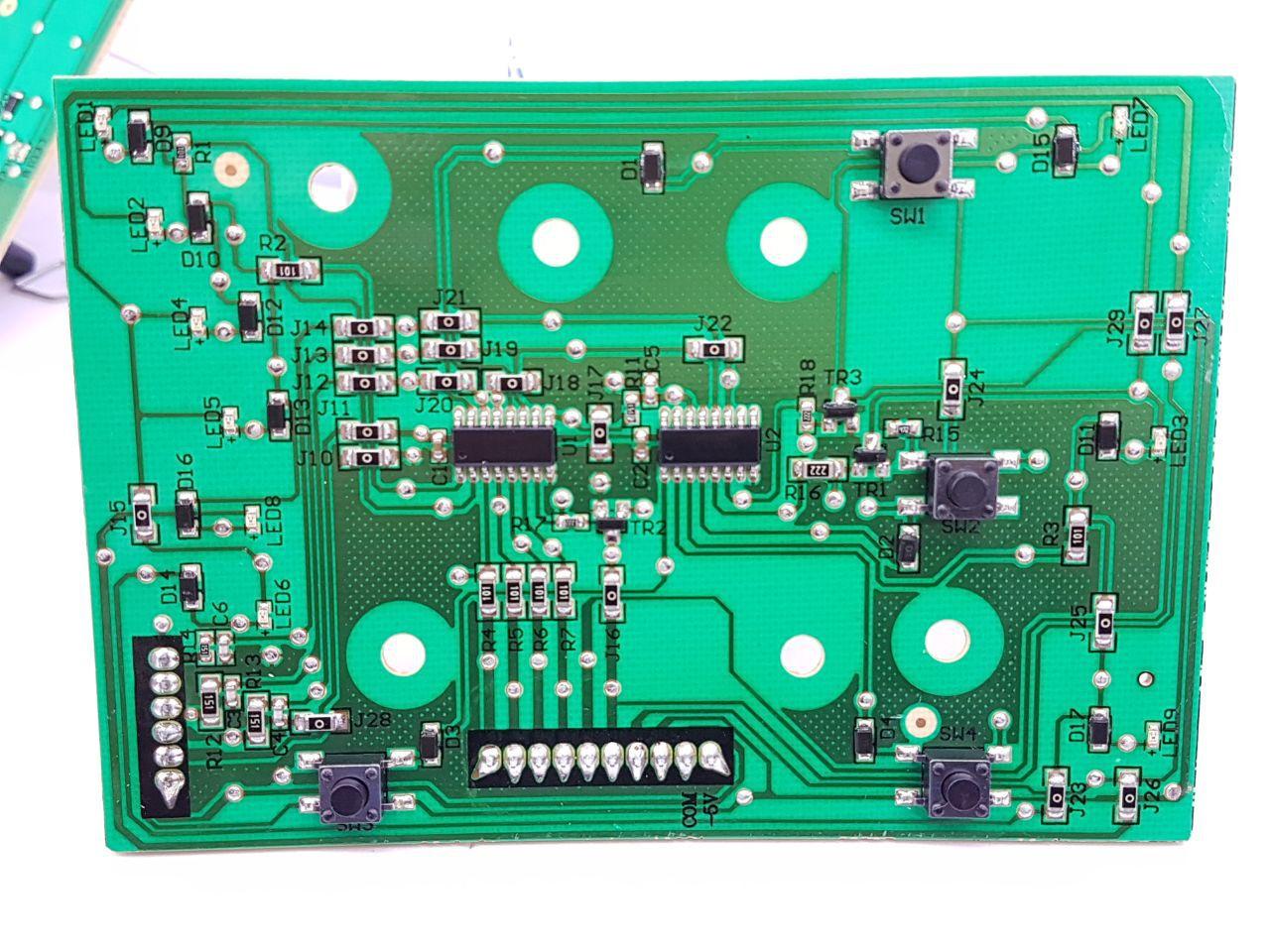 Placa Interface Pressostato Electrolux Orig. La15f 64501512