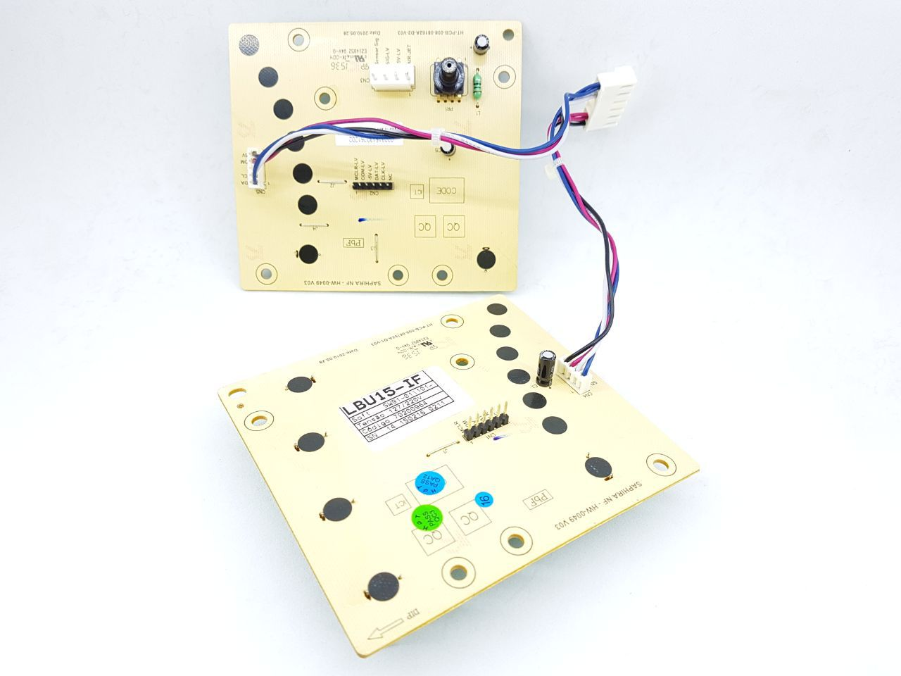 Placa Interface Pressostato Electrolux Orig. Lbu15 70200964