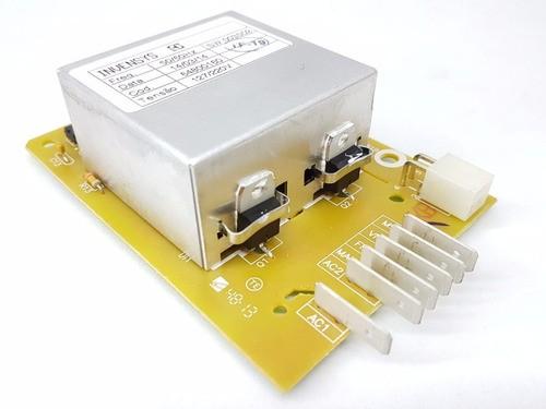 Placa Lavadora Electrolux Lm06 Lf80 64800160 Original Bivolt