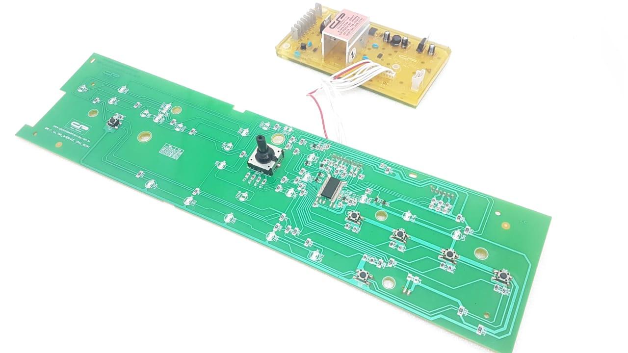 Placa Potência E Interface Compatível Bwk11 W10755942 Cp1474