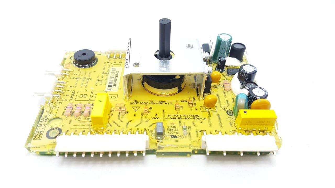Placa Potência Lavadora Electrolux Lb12q 70200650 Original