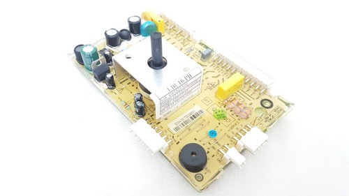 Placa Potência Lavadora Electrolux Lbu16 A99035110 Original