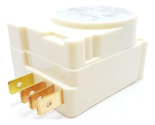 Timer Degelo Refrigerador Electrolux 220v 64484484 Original
