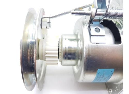 Transmissão + 4 Molas Electrolux Lte07 Lte08 Ltd09 60017222
