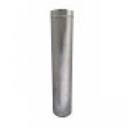 Duto galvanizado para chaminé de 150 mm de diâmetro