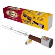 Espeto giratório elétrico ajustável XPETO 110V