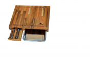 KIT BARBECUE MED. 47x38cm - OESTWOOD