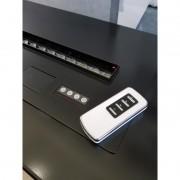 Lareira Decorativa 3d Led - 50x25x20 50cm - K3