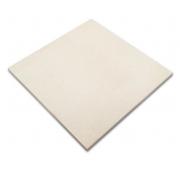 Pedra Refrataria 40 x 40 cm para pizza na Churrasqueira e Forno