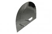 Porta Para Forno De Pizza Iglu Em Inox 304 - Artmill