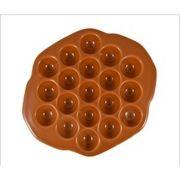 Provolera 19 Cavidades Na Cor Tijolo Kit Com 2 Unidades