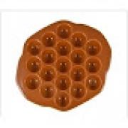 Provolonera De Cerâmica Com 19 Cavidades 26 X 22 Cm - 24888