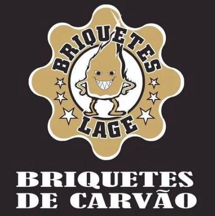 Carvão Ecológico Briquetes Lage - Kit 4 Pacotes - 20 Kilos