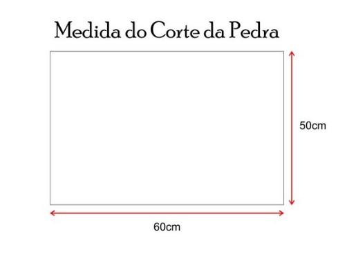 CHURRASQUEIRA BRASEIRO COOKTOP 64 x 54 - S. GRILL