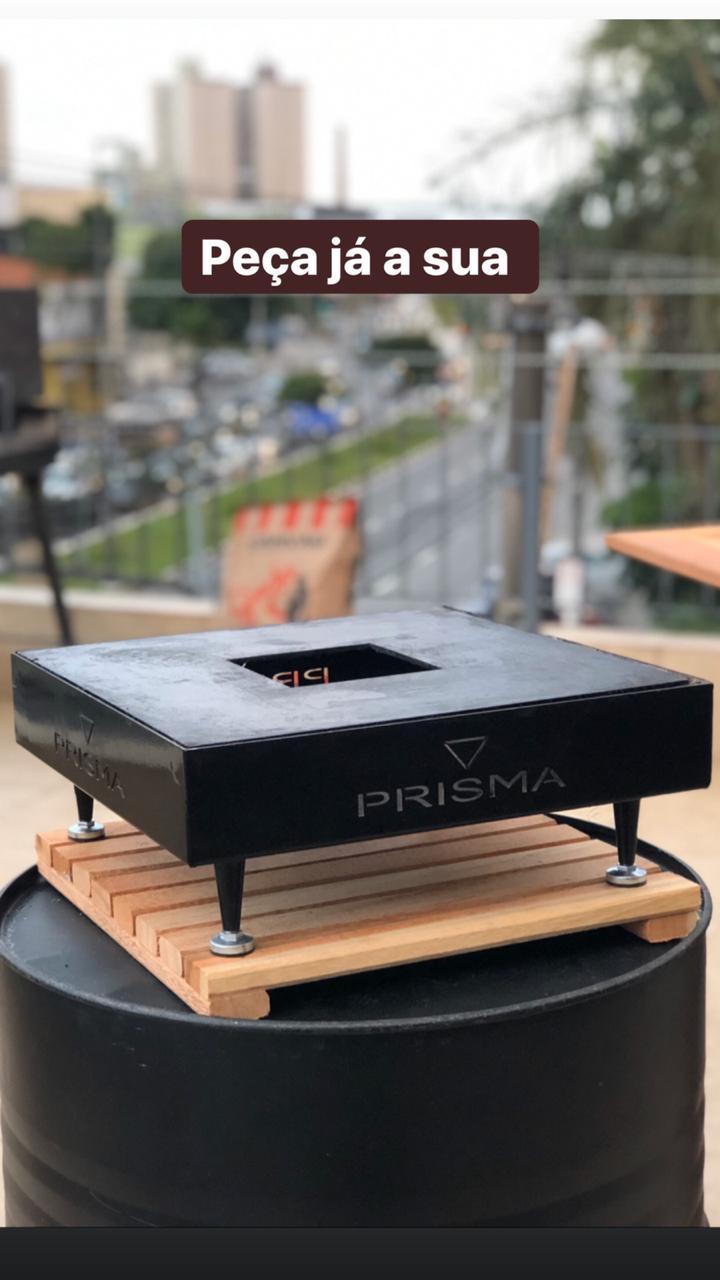 CHURRASQUEIRA DE MESA PRISMA SMART PLATE