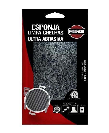 Esponja Limpa Grelhas Ultra Abrasiva