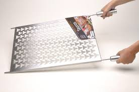 Grelha para churrasco Gourmet Taurus 50x50cm Aço Inox - Selmetal