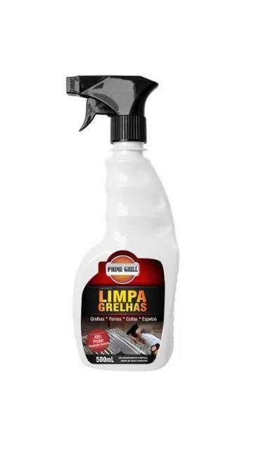 LIMPA GRELHAS 500ML - PRIME GRILL