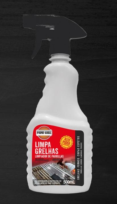 LIMPA GRELHAS PRIME GRILL