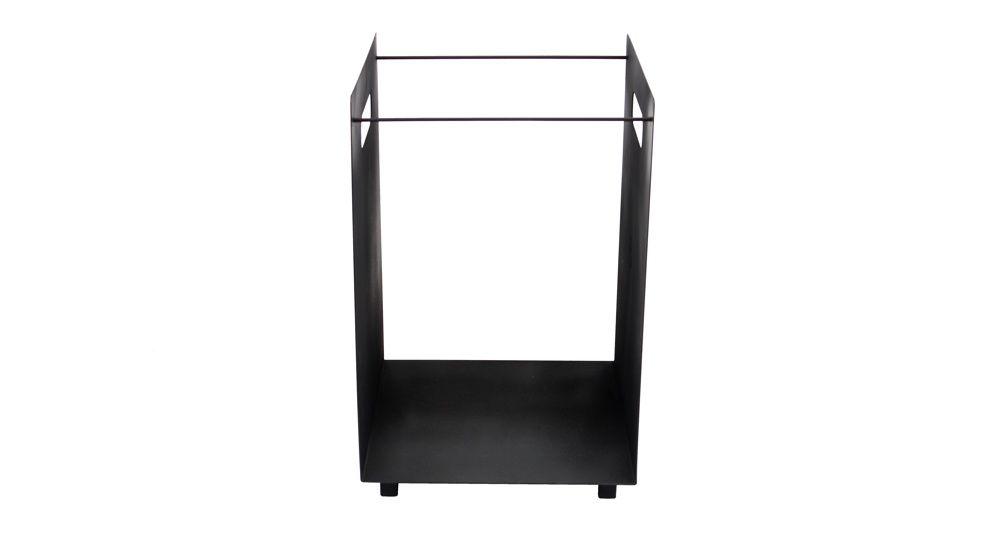 Suporte para Lenha Design moderno - Cube Artmil