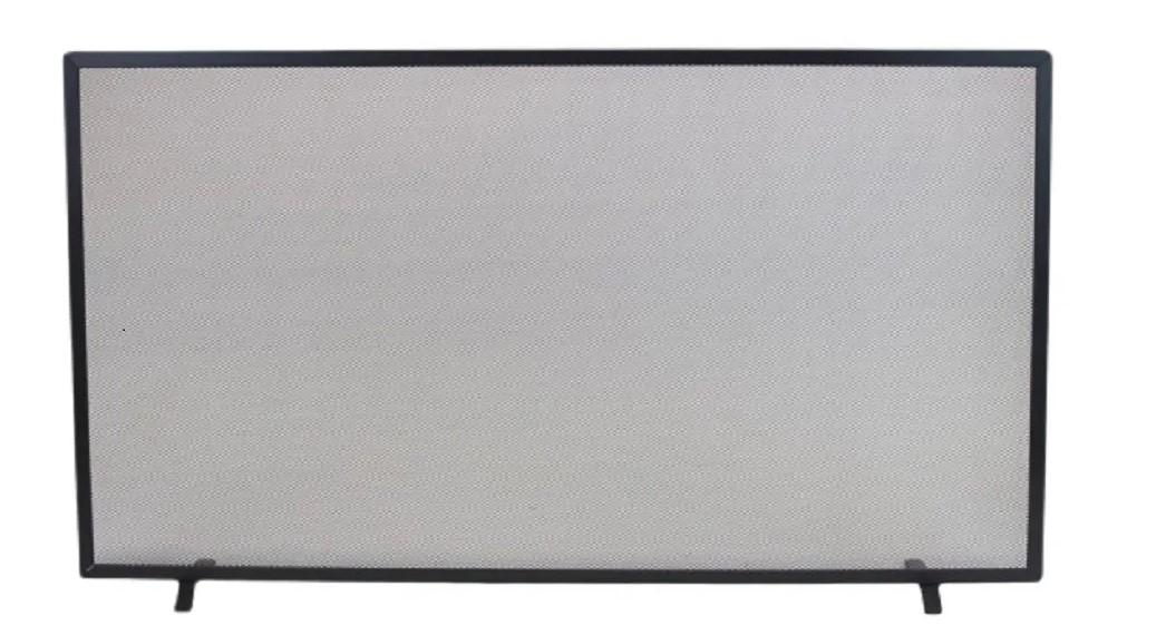 Tela para Lareira Reta Lisa 95x55cm - ArtMill