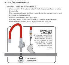 Torneira Flexível Hydra Motion PRETA - Bancada