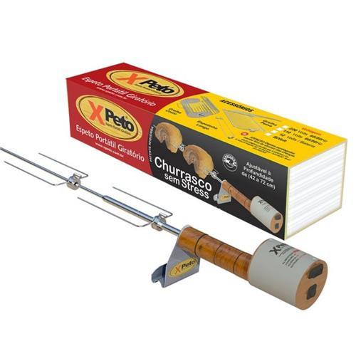Xpeto - Espeto Giratório Elétrico 220 volts