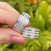 Alianças de Compromisso 10mm