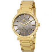 Relógio Allora Feminino Dourado Analógico Metal AL2035FHL/4C