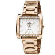 Relógio Champion Feminino Dourado Analógico Passion CH25954Z