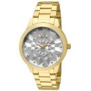 Relógio Condor Feminino Dourado Aço Inox Analógico Anitta CO2036KOE/4C
