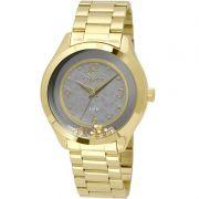 Relógio Condor Feminino Dourado Aço Inox Analógico CO2036KSS/4C