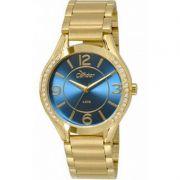 Relógio Condor Feminino Dourado Analógico Aço CO2035KRG/4A