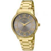 Relógio Condor Feminino Dourado Analógico Aço CO2035KRH/4C