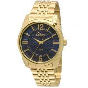Relógio Condor Masculino Dourado Aço Inox Analógico CO2036DC/4A