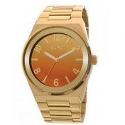 Relógio Euro Feminino Dourado Aço Analógico Casual EU2035YAF/4L