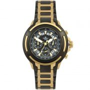 Relógio Ferrari Masculino Aço Inoxidável Cronógrafo Multi Função T13-KO69-B