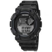 Relógio Mormaii Masculino Acqua Polímero Preto Digital MOY1587/8C