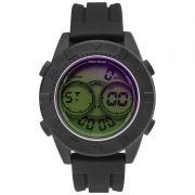 Relógio Mormaii Masculino Acqua Silicone Digital Calendário Cronômetro Alarme MO1608A/8P