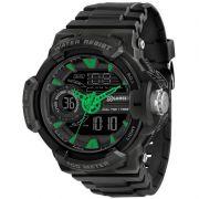 Relógio Xgames Masculino Poliuretano Anadigi Cronógrafo Alarme Calendário  XMPPA176 PXPX