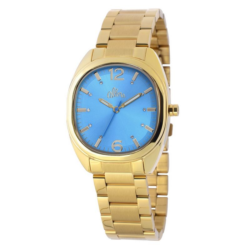 Relógio Allora Feminino Dourado Analógico Metal AL2035LK/4A