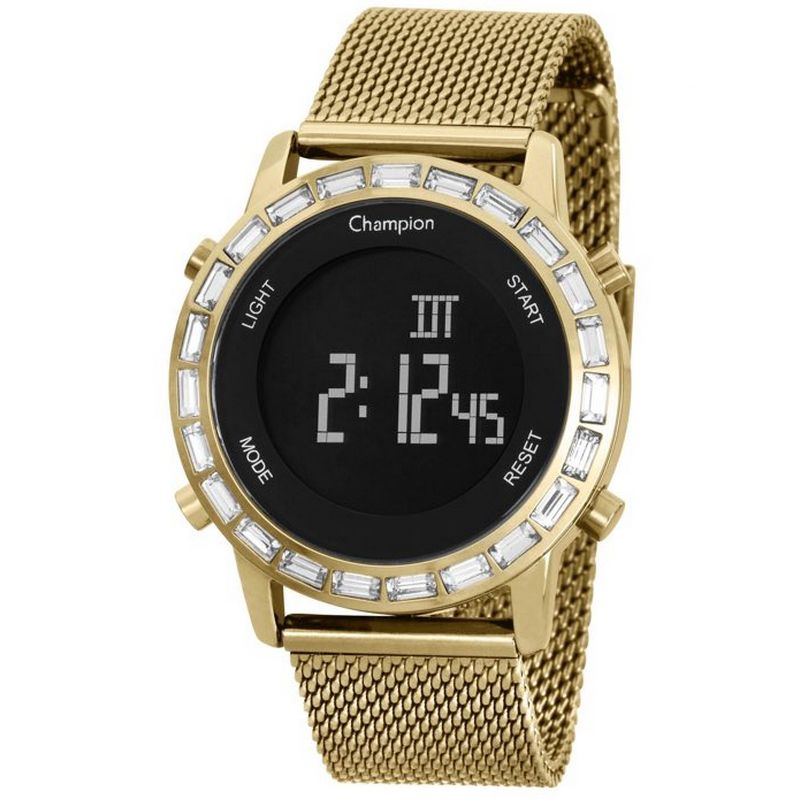 Relógio Champion Feminino Digital Led CH48117H