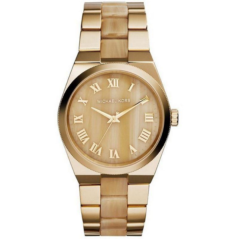 Relógio Michael Kors Feminino Dourado Analógico MK6152/4XN