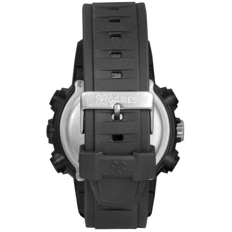 Relógio Xgames Masculino Poliuretano Anadigi Alarme Calendário Cronógrafo XMPPA181 BXPX