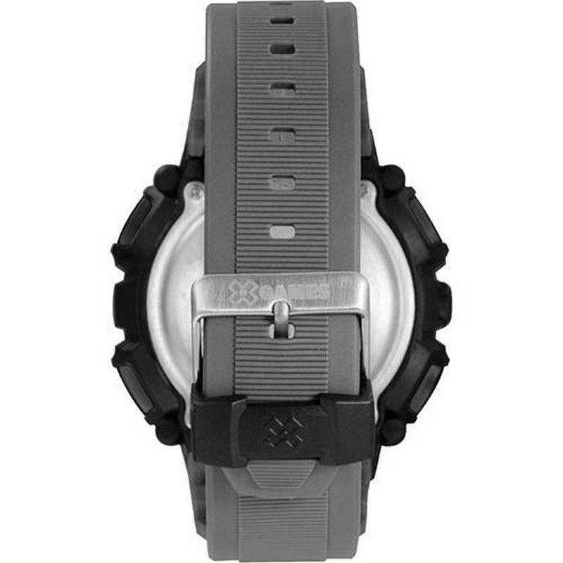 Relógio Xgames Masculino Poliuretano Digital Alarme Calendário Cronógrafo XMPPD308 PXGX