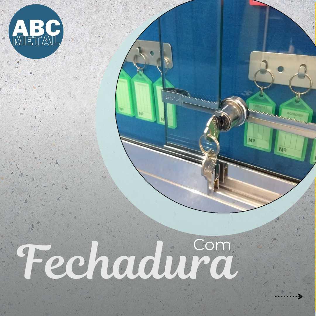 QUADRO CLAVICULÁRIO PARA 120 CHAVES