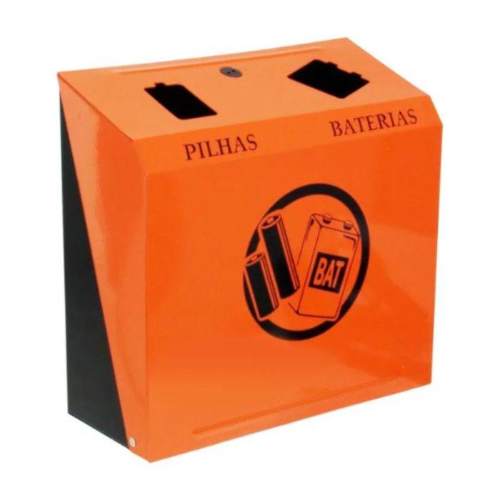 SUPORTE PARA COLETA DE PILHAS E BATERIAS