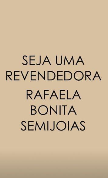 Colar Letras B Rafaela Bonita