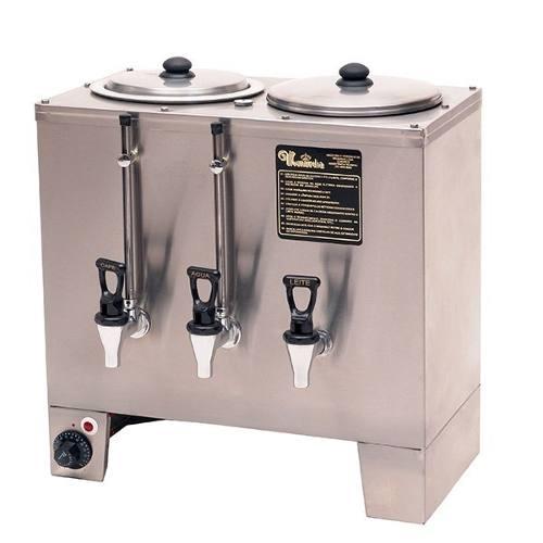 Cafeteira Conjugada 10 Litros Monarcha M52dcl Elétrica