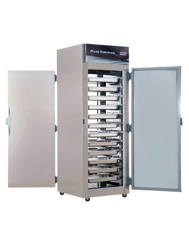 Pass Through Refrigerado Frilux Rf051Externo Aço Inox 304